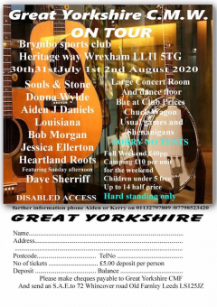 Great Yorkshire CMW